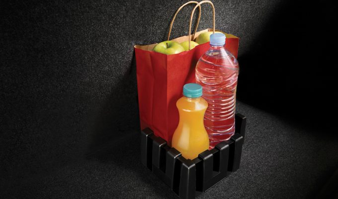SEAT organiziran prtljažnik