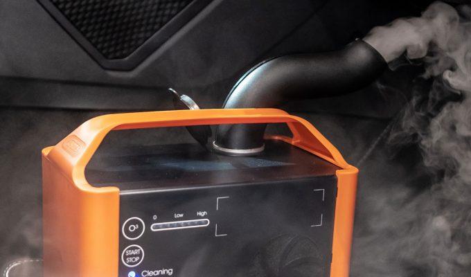 SEAT Dezinfekcija vozila