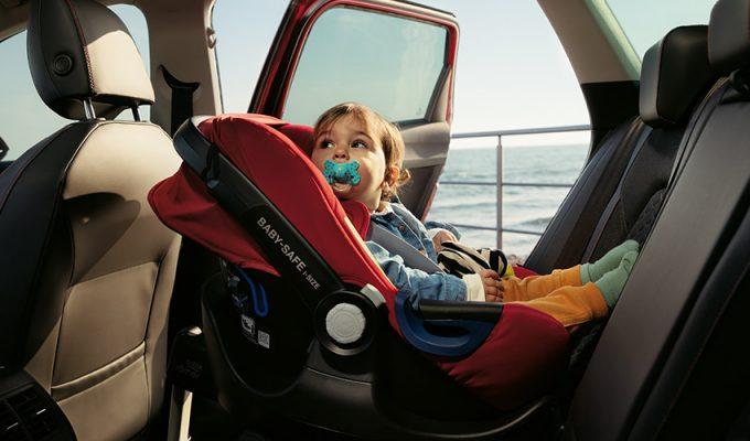 SEAT oprema za djecu